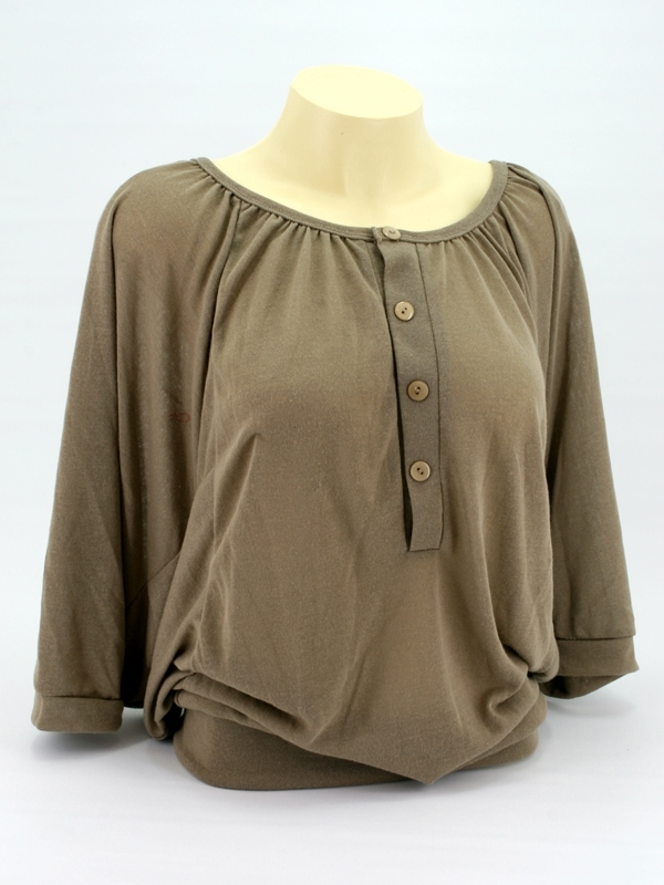 Basic Shirt, beige